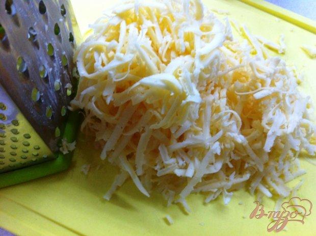 Открытый пирог с цветной капустой