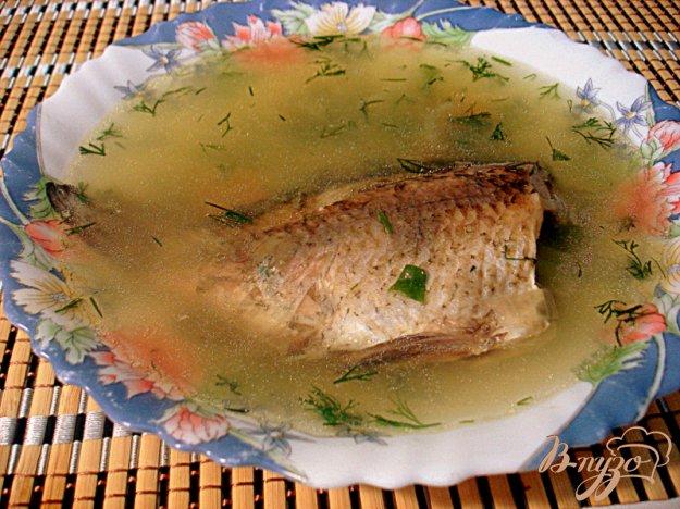 фото рецепта: Суп из карасей