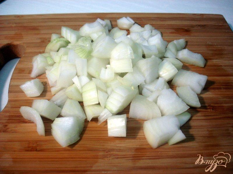 Фото приготовление рецепта: Суп из карасей шаг №3