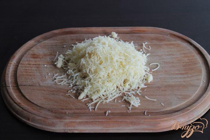 Фото приготовление рецепта: Сырная фриттата шаг №1