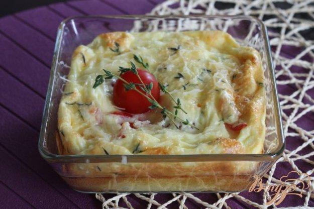 фото рецепта: Сырная фриттата