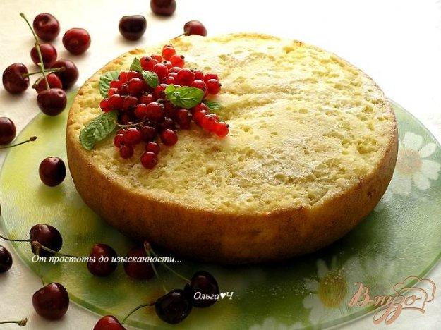 Рецепт Яблочная шарлотка (в мультиварке)
