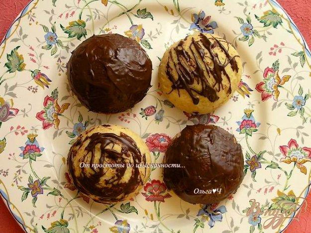 Рецепт Творожные пряники в шоколаде