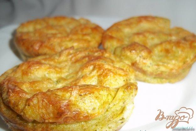 Рецепт Суфле «Зеленая нежность»