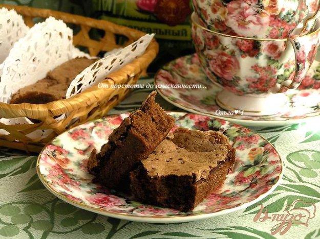 фото рецепта: Шоколадные гато от Жана Люка Рабанеля