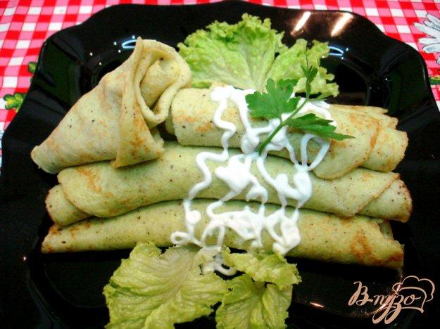 Рецепт Блины из капусты