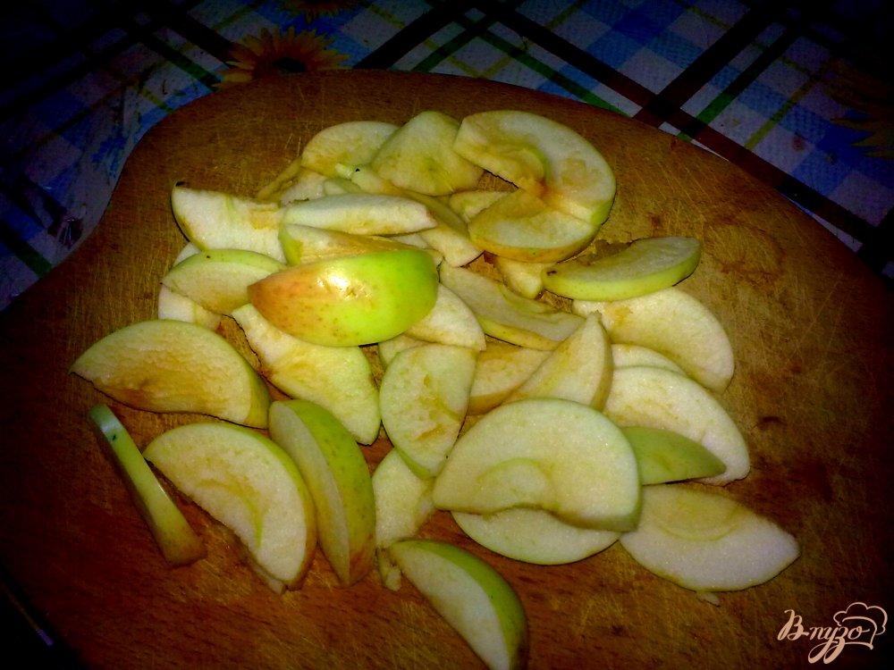 Фото приготовление рецепта: Компот из апельсина и ... шаг №3