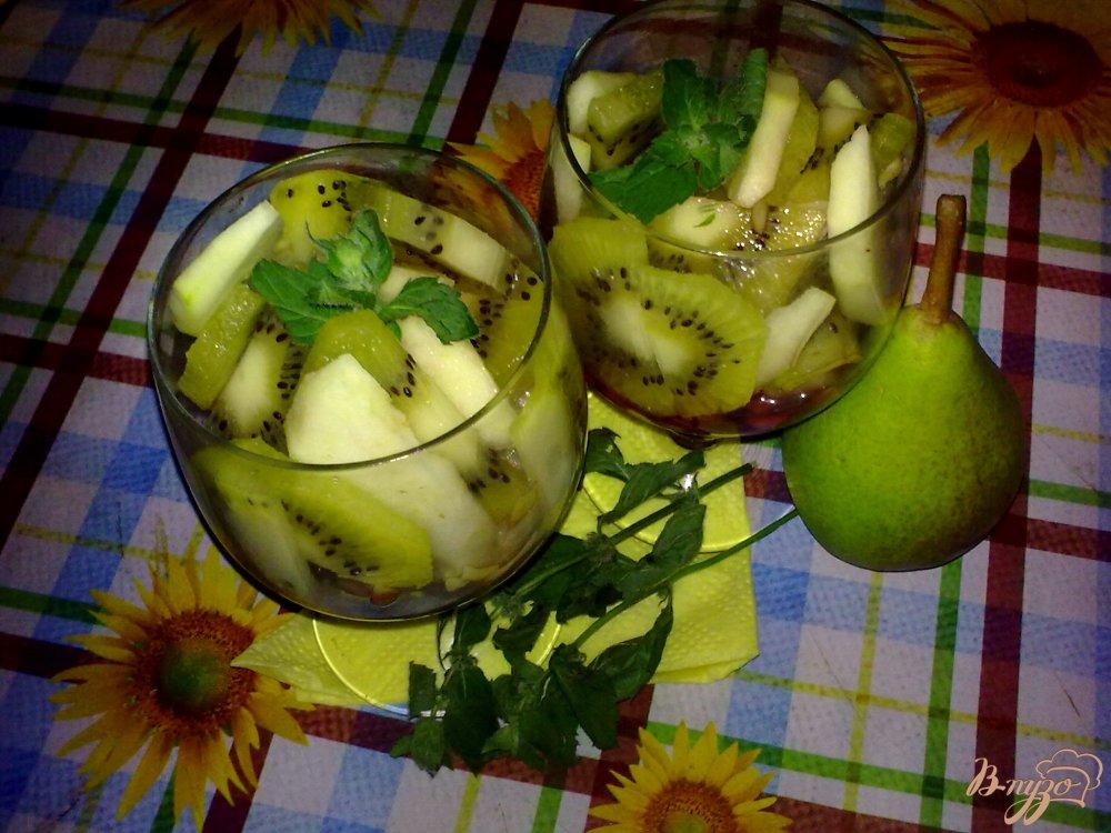 Фото приготовление рецепта: Веррины зеленые шаг №5