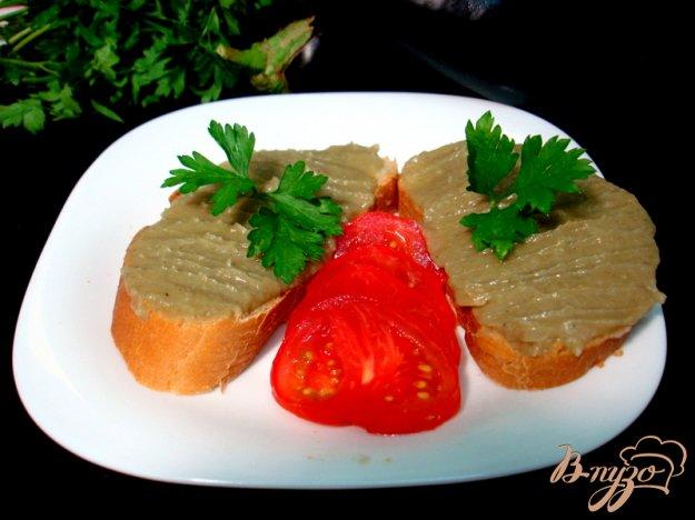 Рецепт Средиземноморская баклажановая икра с дымком