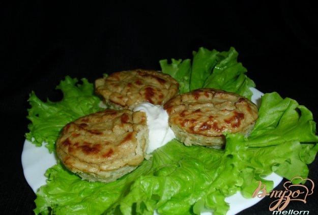 Рецепт Суфле из печени трески
