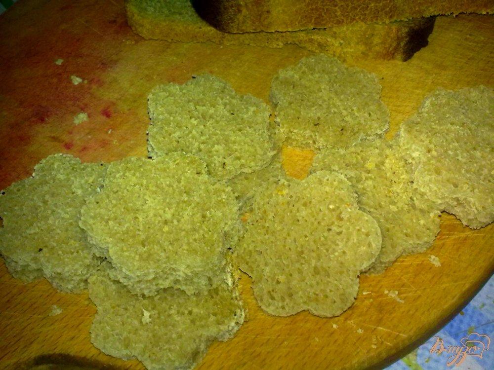 Фото приготовление рецепта: Канапе с колбасой шаг №1