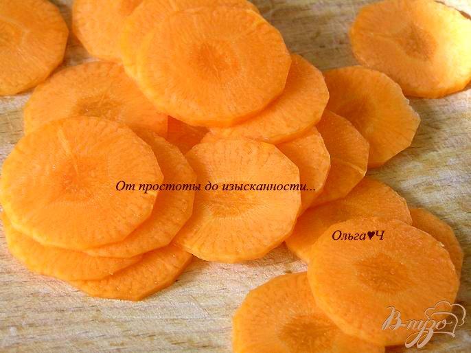 Фото приготовление рецепта: Морковные чипсы шаг №1