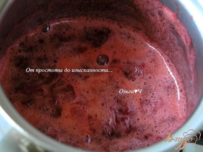 Фото приготовление рецепта: Сливочное клубничное мороженое шаг №1