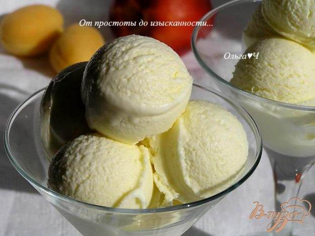 Рецепт Ванильный пломбир