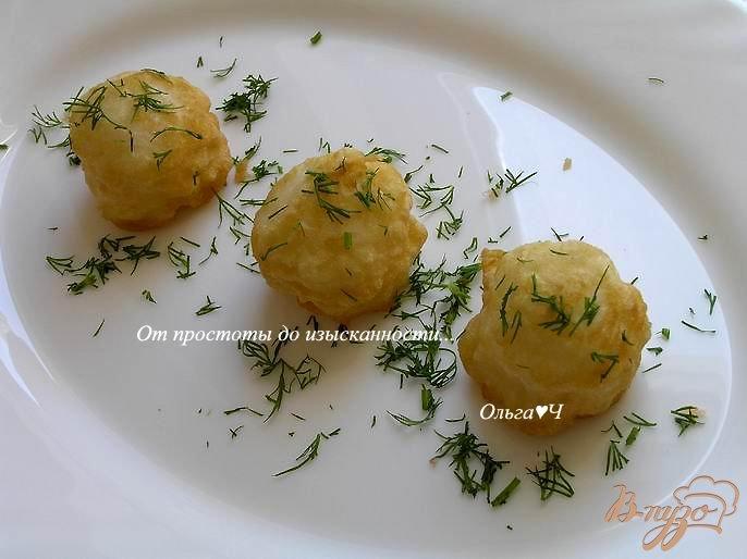 Фото приготовление рецепта: Рисовые шарики