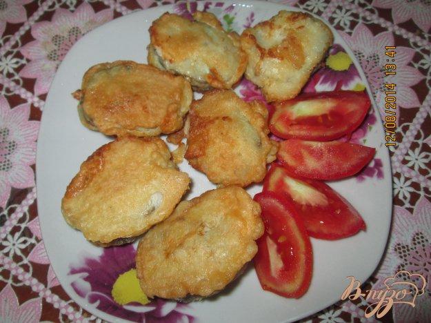 Рецепт Жареный хек в кляре