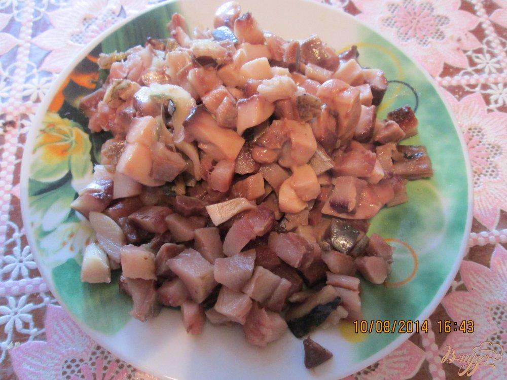 Фото приготовление рецепта: Селедка под шубой шаг №2