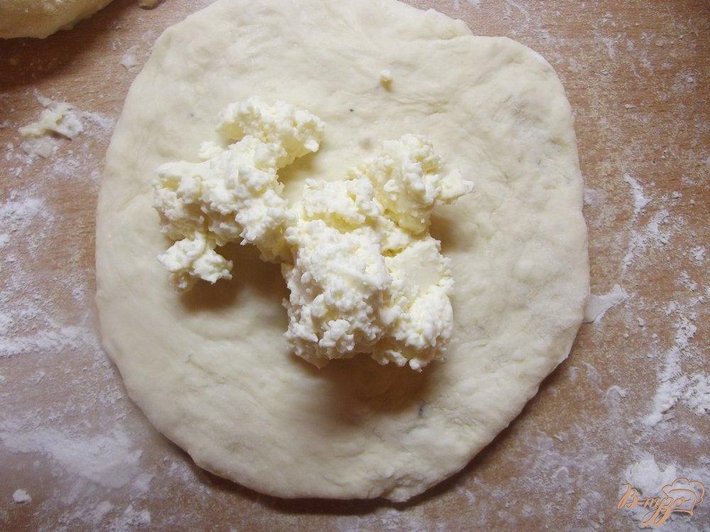 хачапури с творогом рецепт приготовления с фото