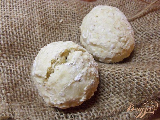 Рецепт Булочки овсяные на сливочном масле
