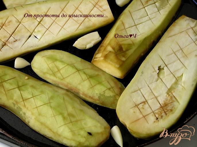 Фото приготовление рецепта: Гратен из баклажанов от Бернара Шаттона шаг №3