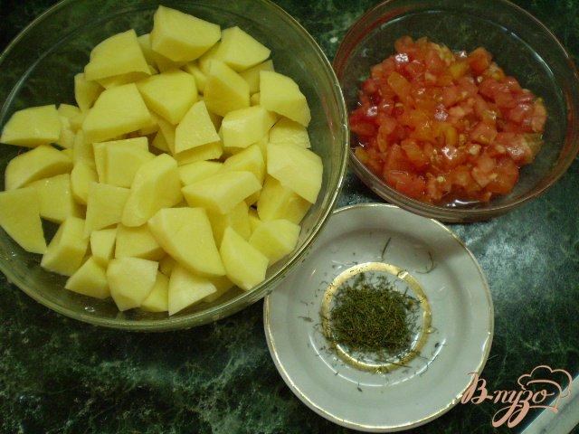 Фото приготовление рецепта: Суп рисовый без зажарки шаг №4