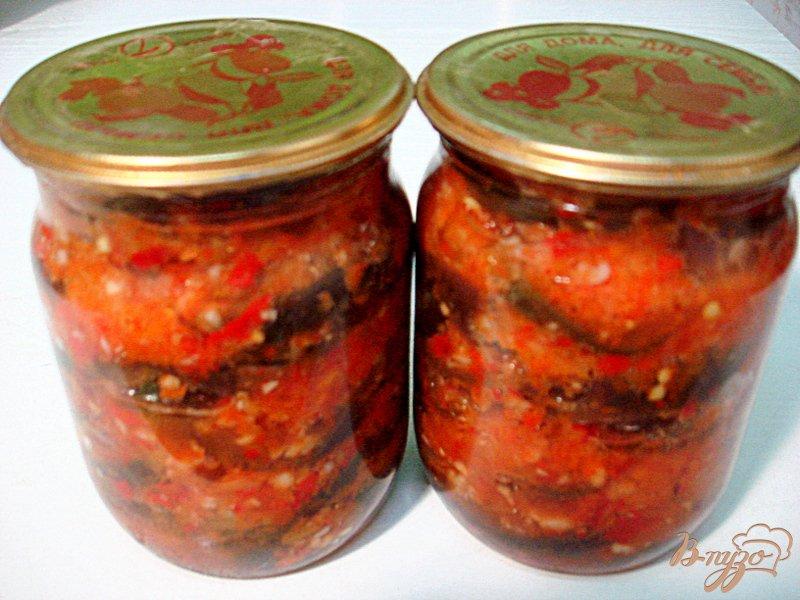 Фото приготовление рецепта: Баклажаны