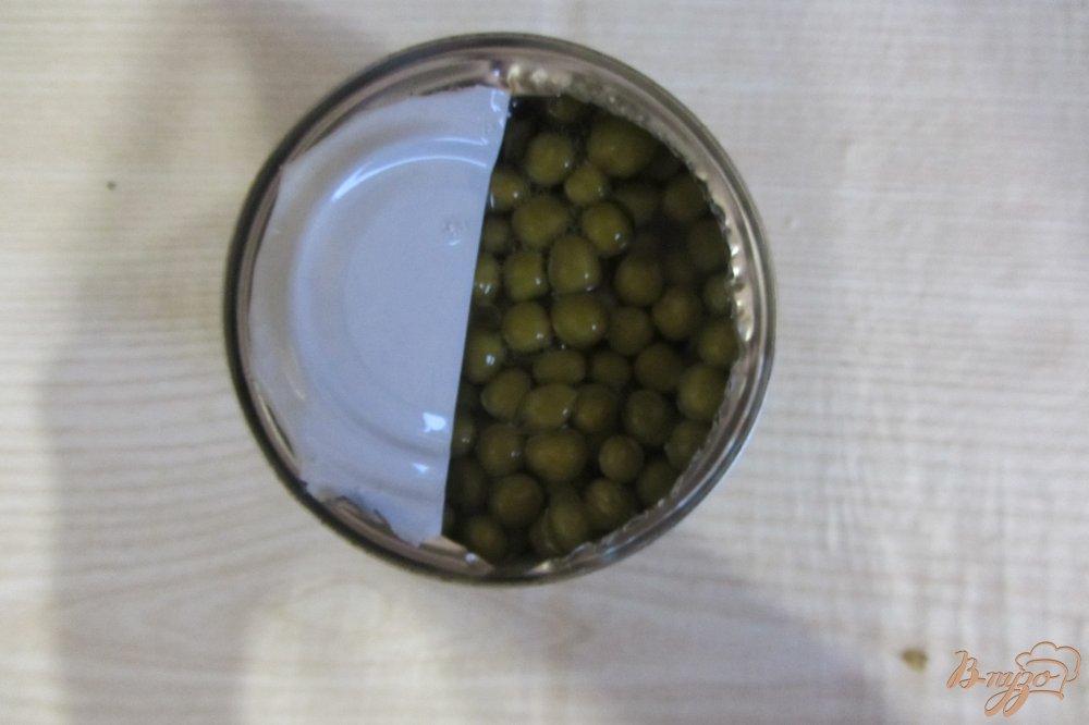 Фото приготовление рецепта: Гороховый суп с опятами. шаг №5