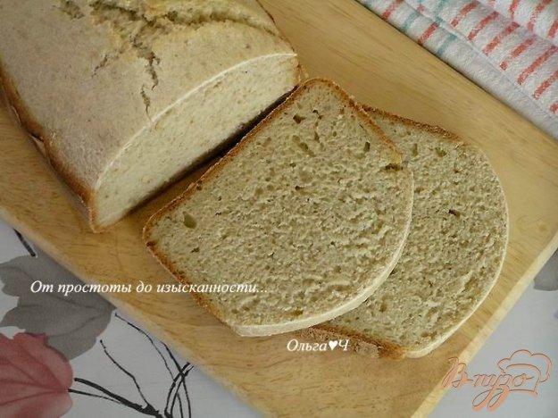 Рецепт Хлеб на картофельном отваре с овсяными отрубями