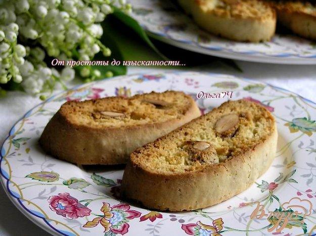 Рецепт Лимонно-лаймовые бискотти с миндалем