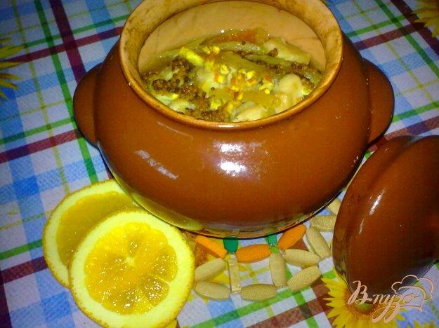 Рецепт Куриное филе с апельсином