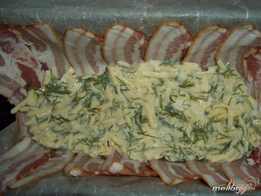 Фото приготовление рецепта: Террин из курицы шаг №3