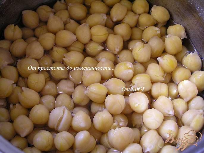 Фото приготовление рецепта: Хумус шаг №1
