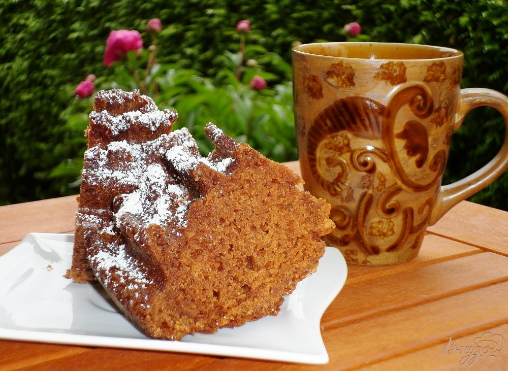 Фото приготовление рецепта: Морковный пирог (Torta di carote) шаг №6