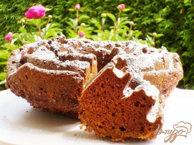 фото рецепта: Морковный пирог (Torta di carote)