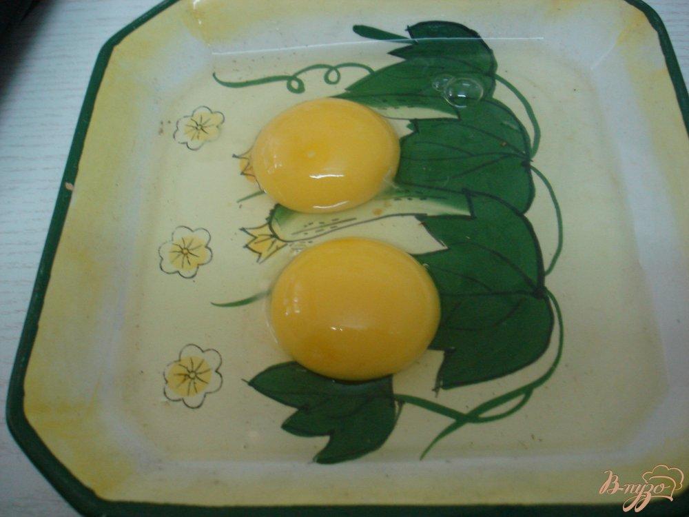 Фото приготовление рецепта: Отбивные из капусты шаг №7