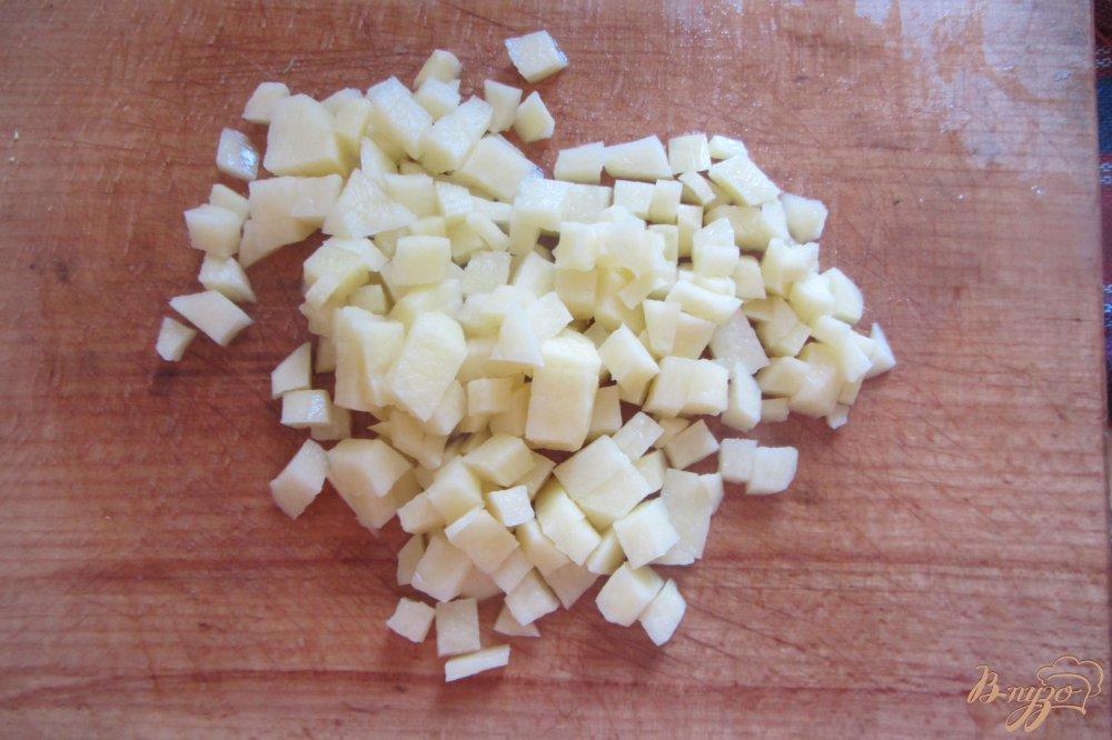 Фото приготовление рецепта: Суп с броколли на индейки. шаг №4