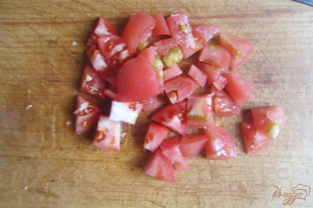 Фото приготовление рецепта: Салат со цветной капустой шаг №2