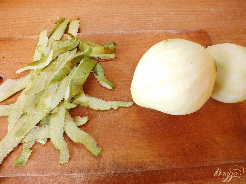 Фото приготовление рецепта: Мягкое сорбе из груши шаг №1