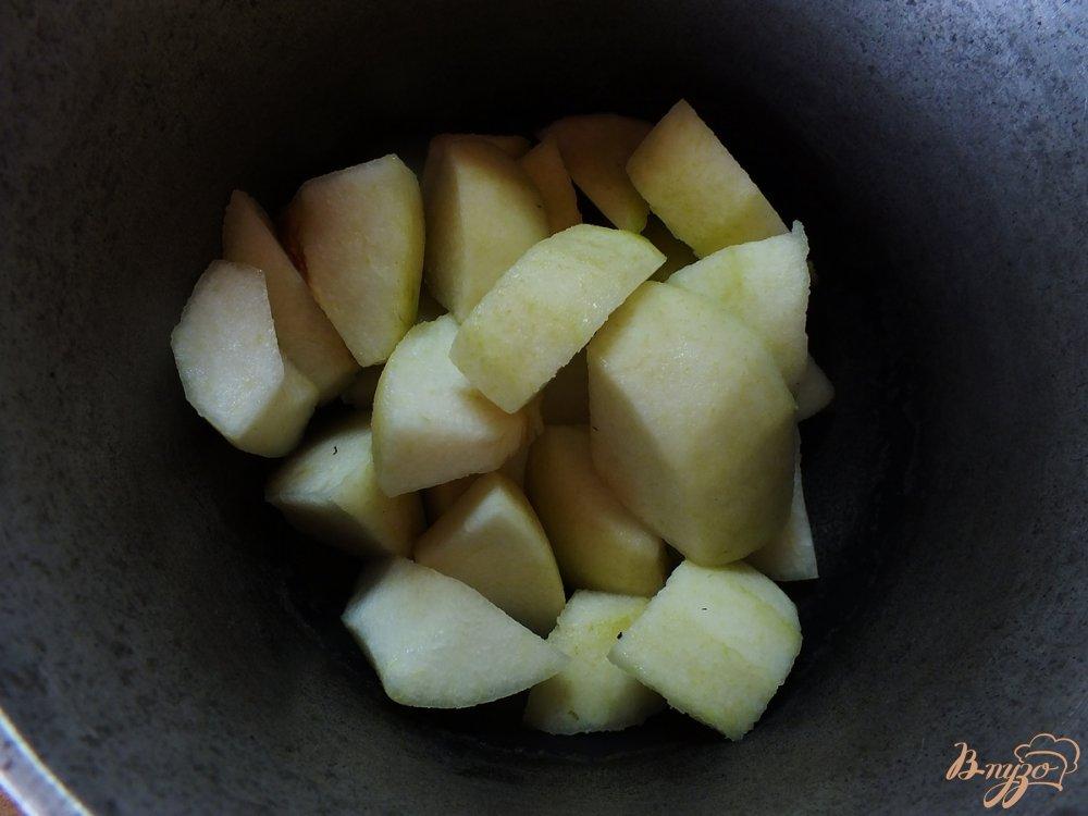Фото приготовление рецепта: Мягкое сорбе из груши шаг №4