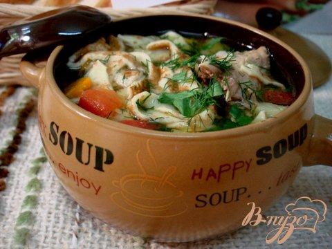 фото рецепта: Суп Сансет
