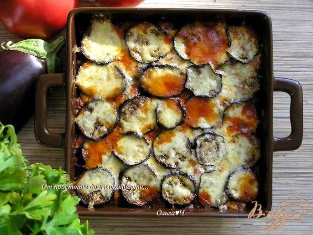 Рецепт Запеченные баклажаны с базиликом от Гордона Рамзи