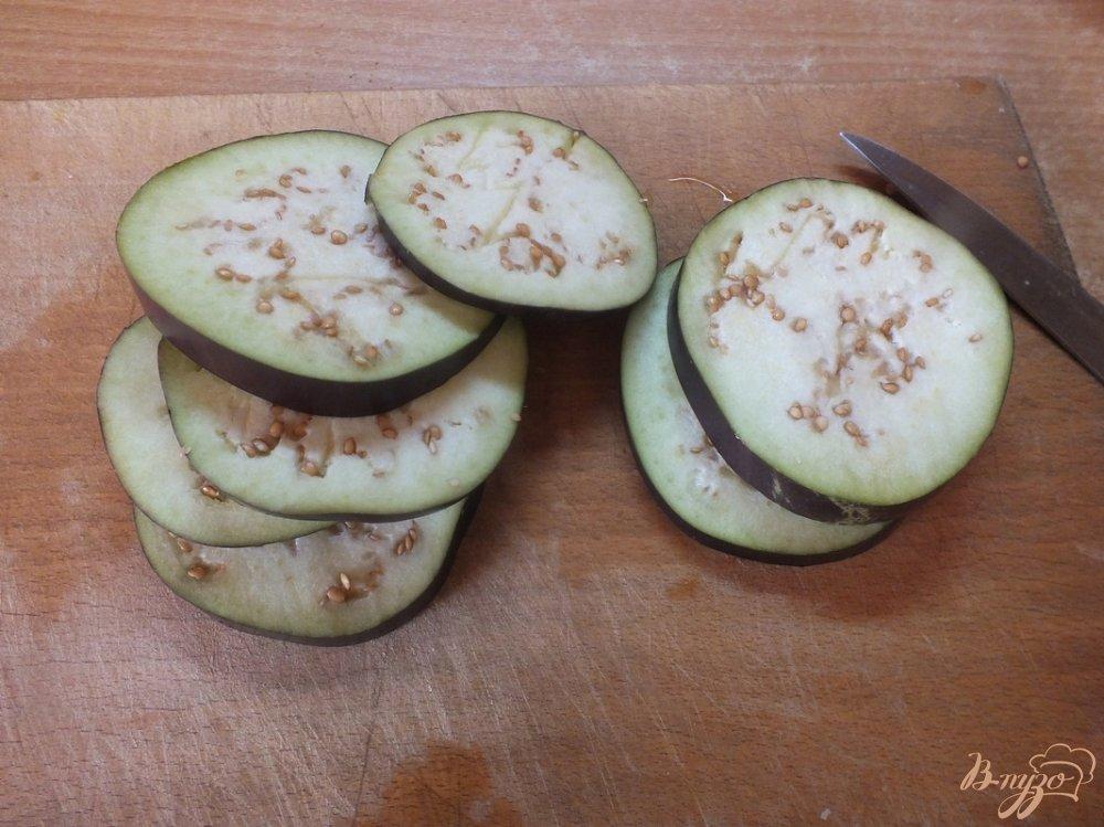 Фото приготовление рецепта: Гарнир тещин язык с сулугуни шаг №1