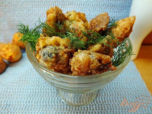 Рецепт Палочки индюшиные закусочные