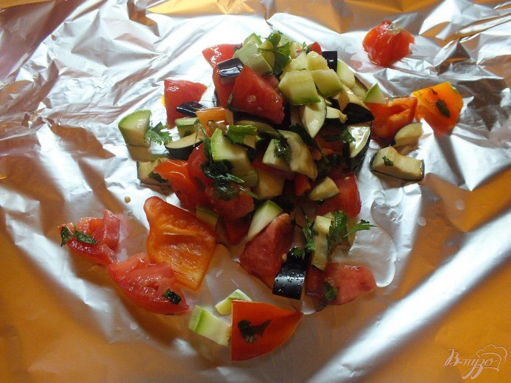 Фото приготовление рецепта: Домашнее соте в духовке шаг №6