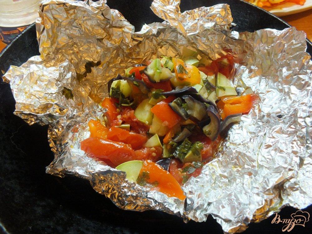 Фото приготовление рецепта: Домашнее соте в духовке шаг №8