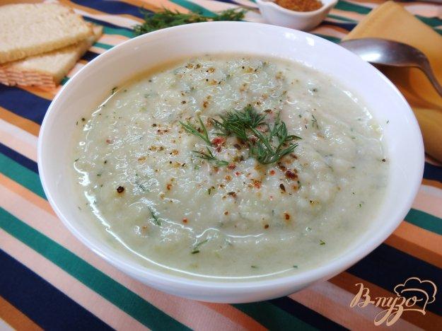 фото рецепта: Летний крем-суп из сельдерея