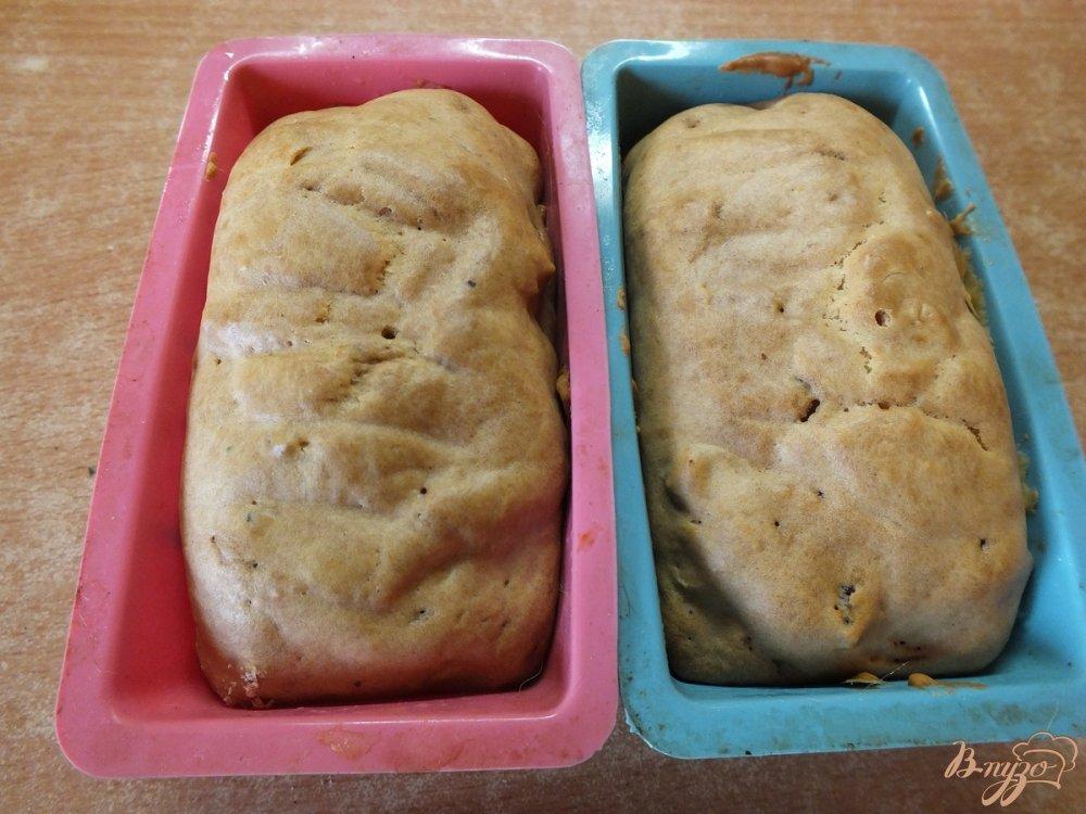 Фото приготовление рецепта: Не сладкие ореховые булочки с изюмом и курагой шаг №6