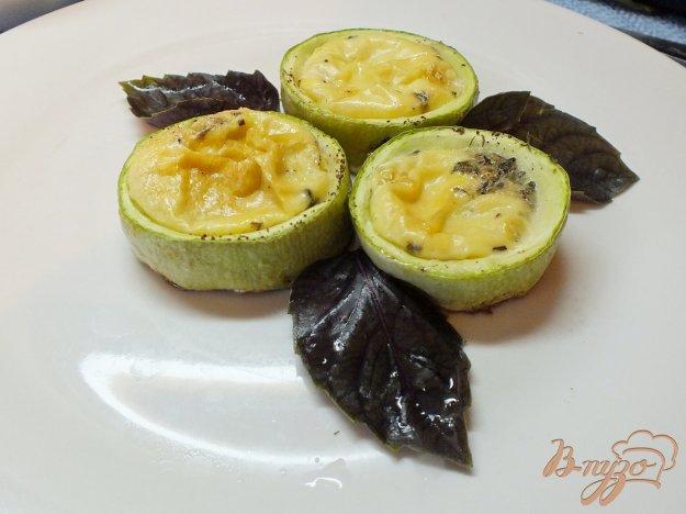 Рецепт Кабачковые зразы с яйцом