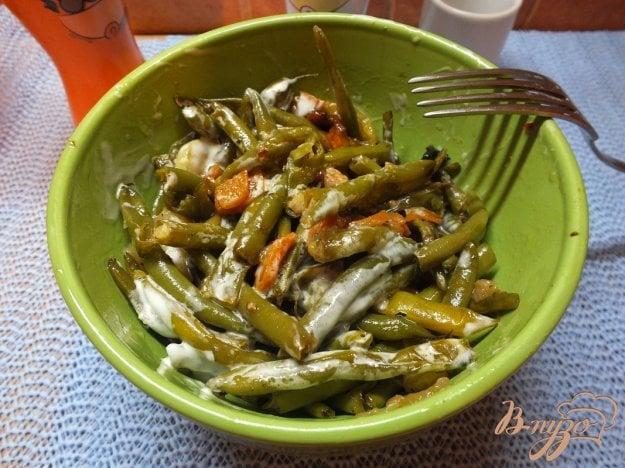фото рецепта: Лобио из фасоли на растительном масле