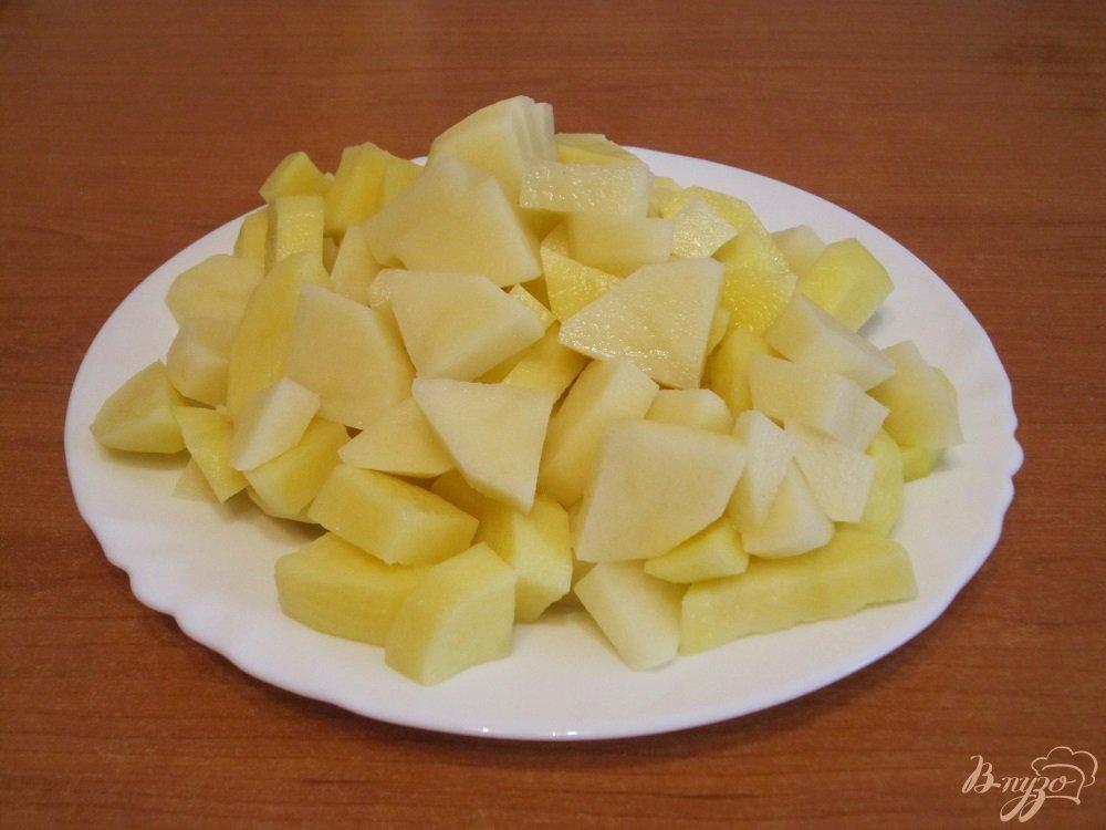 Фото приготовление рецепта: Гречневый суп с мясом шаг №6